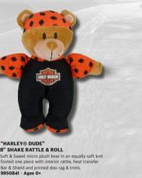 RMC CLassics webshop - KIDS - RATTLE - 9950841 - Harley Davidson