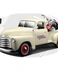 RMC CLassics webshop - MINIATUUR - 1950 CHEVY - 32194 - Harley Davidson
